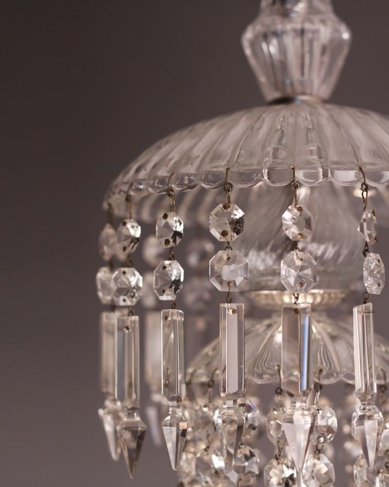 Crystal Chandelier Stunning Waterfall And Bag Crystal Chandelier With Regard To Waterfall Crystal Chandelier (#2 of 12)