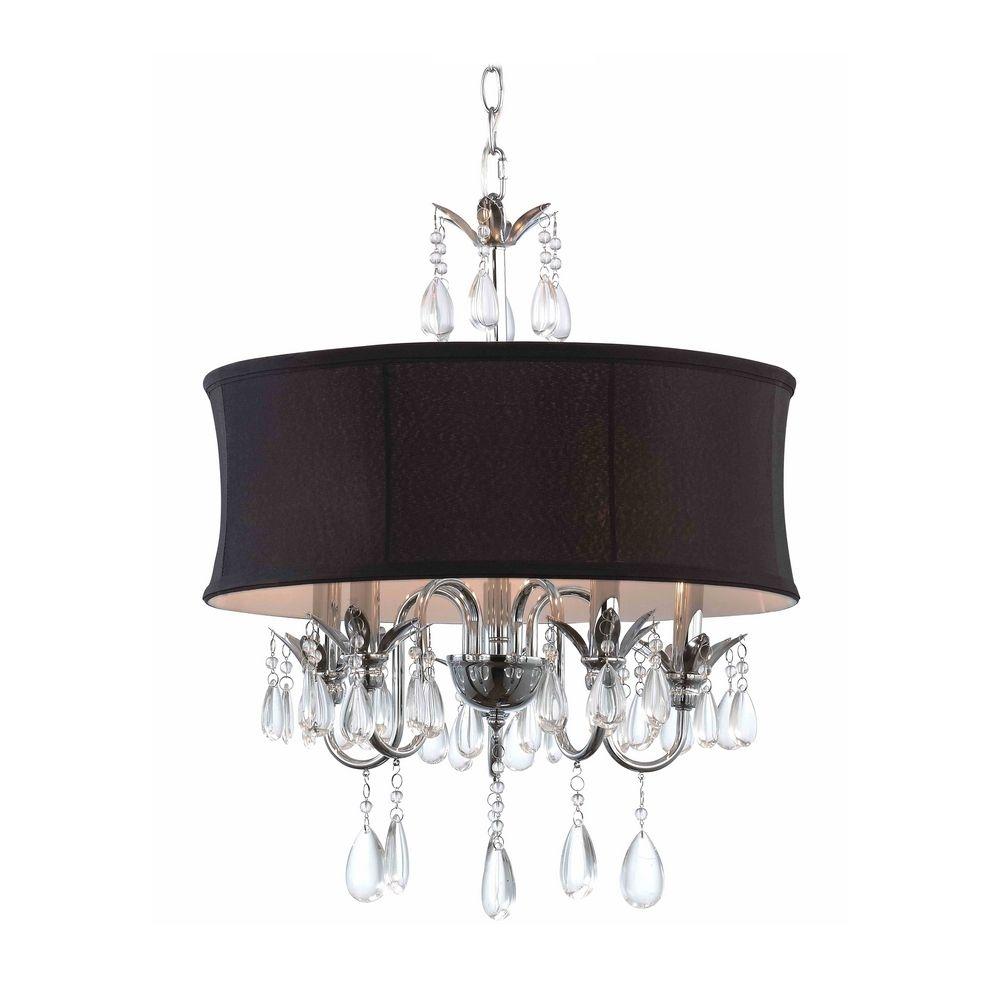 Crystal Floor Lamps Crystal Chandelier Table Lamps Inside Grey Crystal Chandelier (#2 of 12)