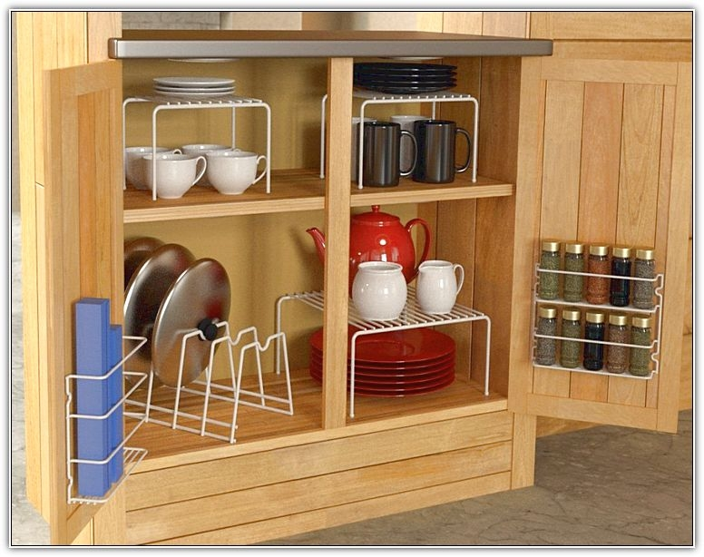 Cupboard Organizer Home Design Ideas Pertaining To Cupboard Organizers (View 9 of 15)