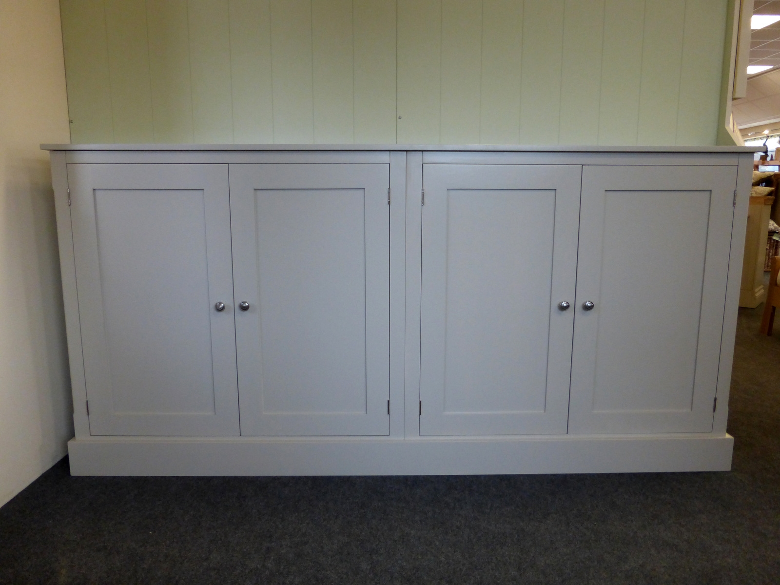 Cupboards Buy Pine Oak Painted And Bespoke Furniture Regarding Bespoke Cupboard (#4 of 15)