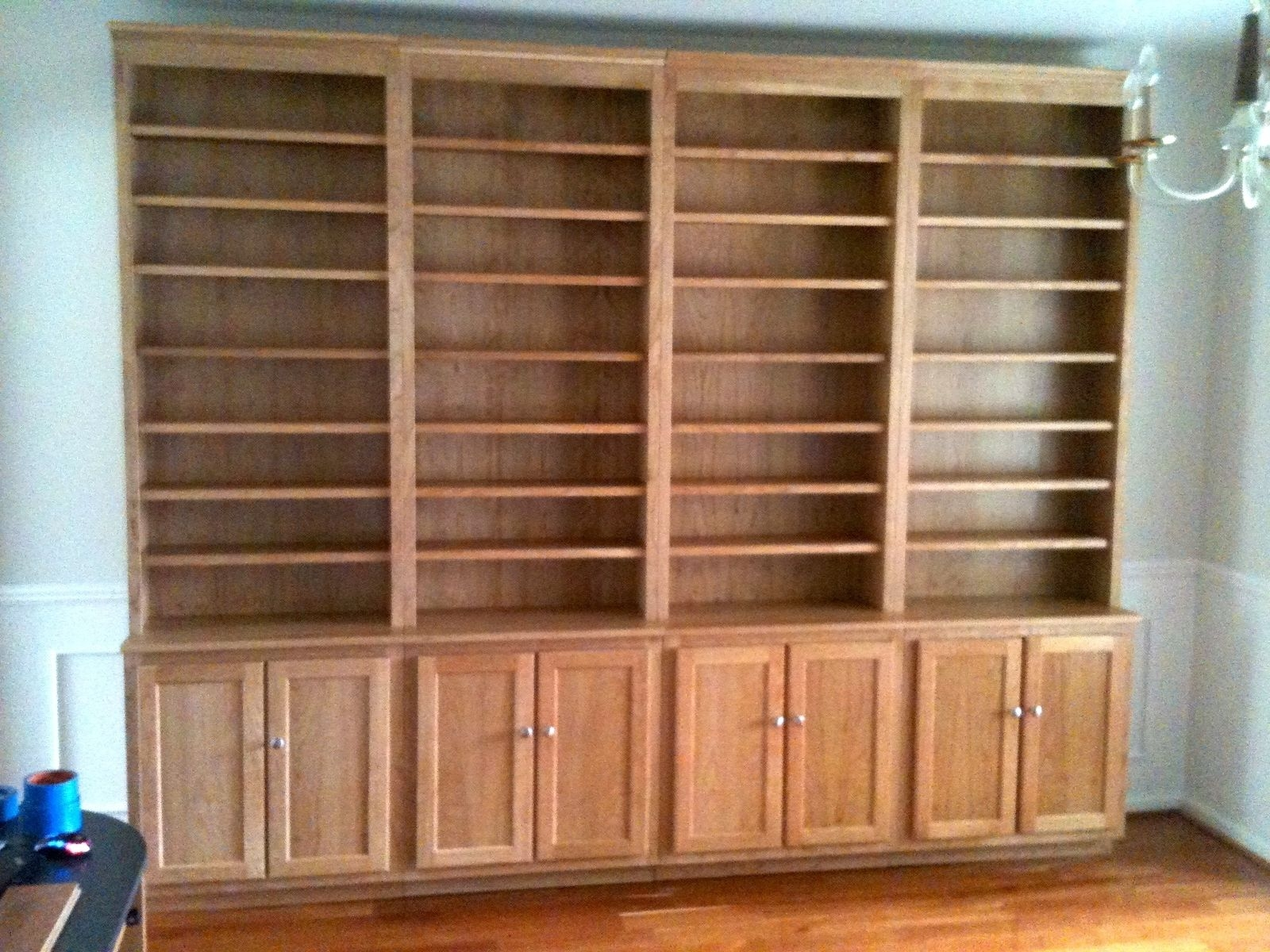 Custom Bookcases Custommade Within Handmade Bookcases (#7 of 15)