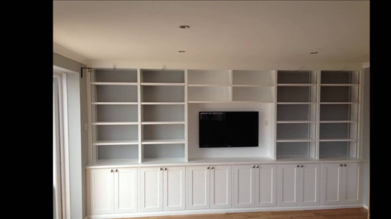 Custom Built Cabinets With Adjustable Shelving U D Carpentry Throughout Built In Cupboard Shelving (#8 of 15)