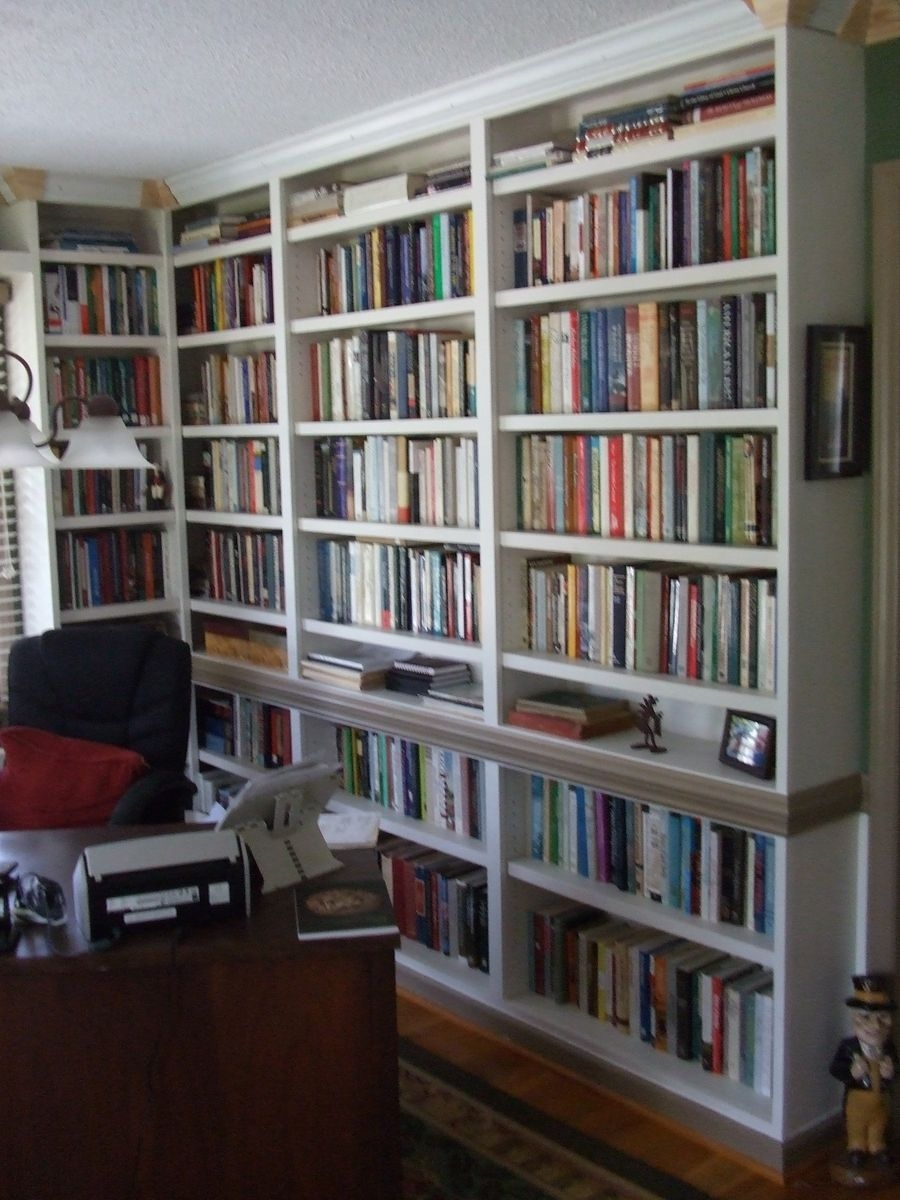 Popular Photo of Study Bookshelves