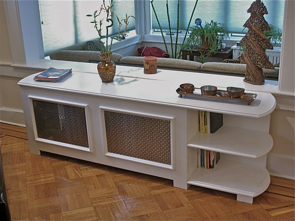 Custom Radiator Cover With Bookcase Hammer Time Studios In Bookcase Cover (#8 of 15)