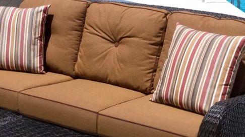 Custom Replacement Sofa Cushions 2 Backs 2 Seats Inside Sofa Cushions (#2 of 15)