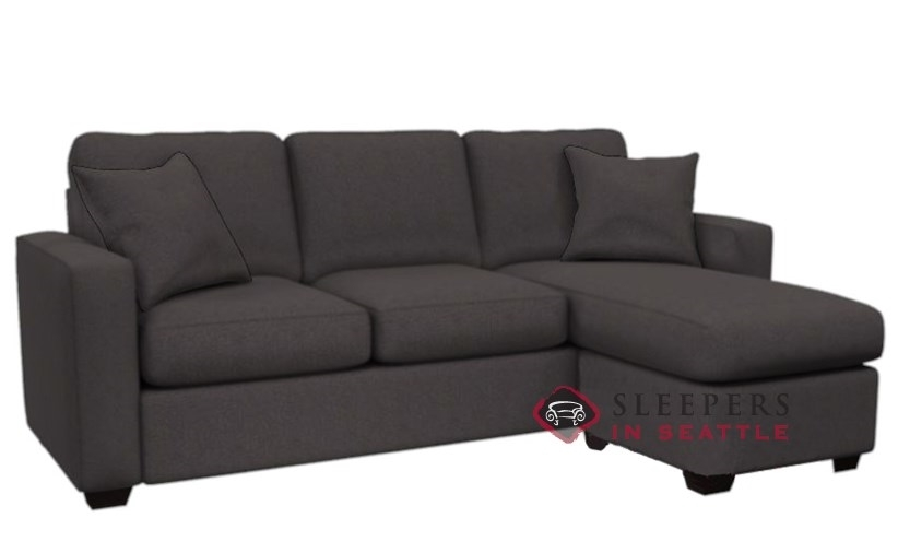 Customize And Personalize 702 Chaise Sectional Fabric Sofa Regarding Sectional Sleeper Sofas With Chaise (#6 of 15)