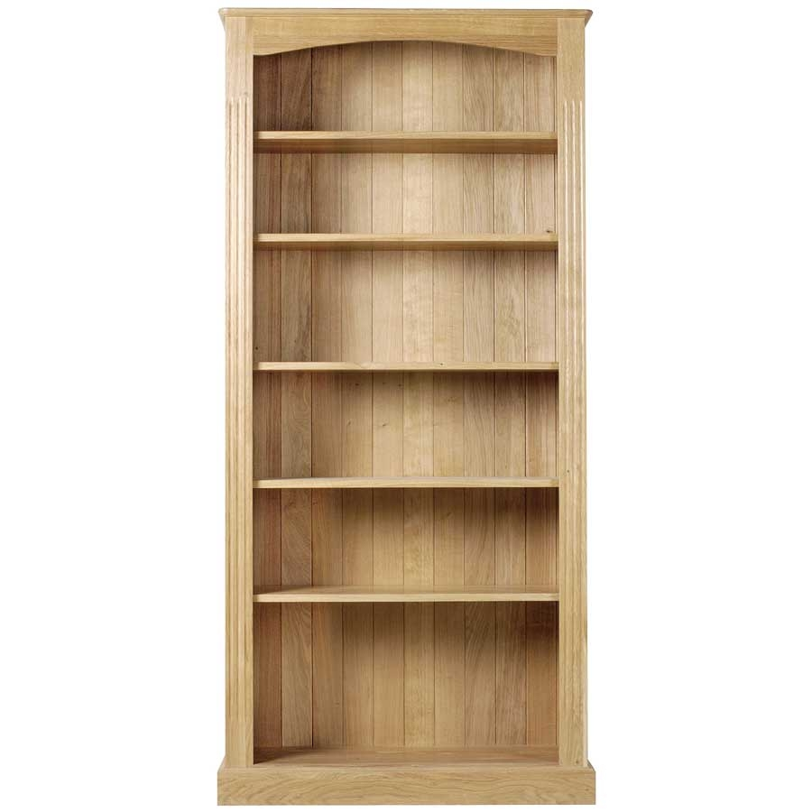 Decoration Ideas Charming Free Standing White Wooden Asymmetrical For Free Standing Bookcases (#6 of 15)