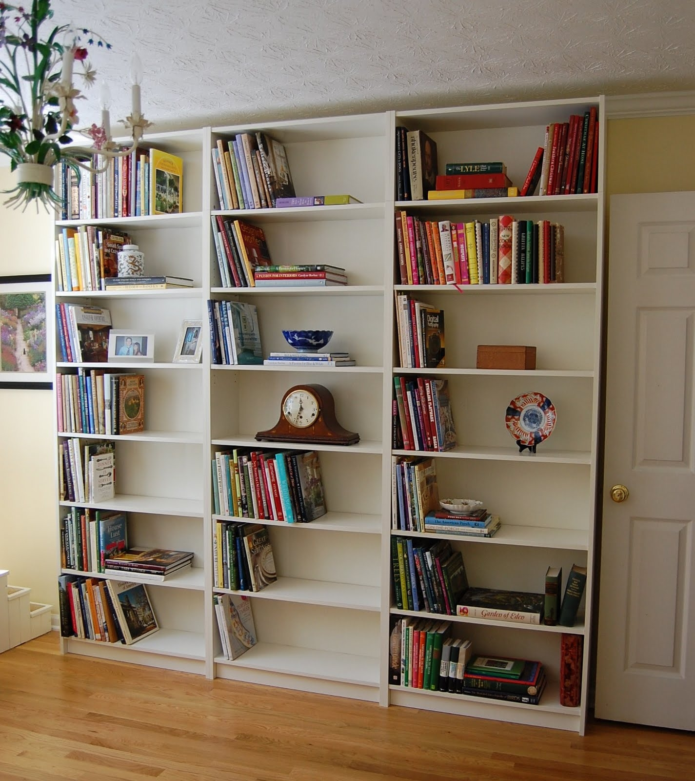 Decorations Interior Decorations Fascinating Bookshelf Ideas Inside Bookshelf Handmade (#8 of 15)