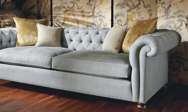 Deep Seated Sofa Tin Designs With Deep Cushioned Sofas (#10 of 15)