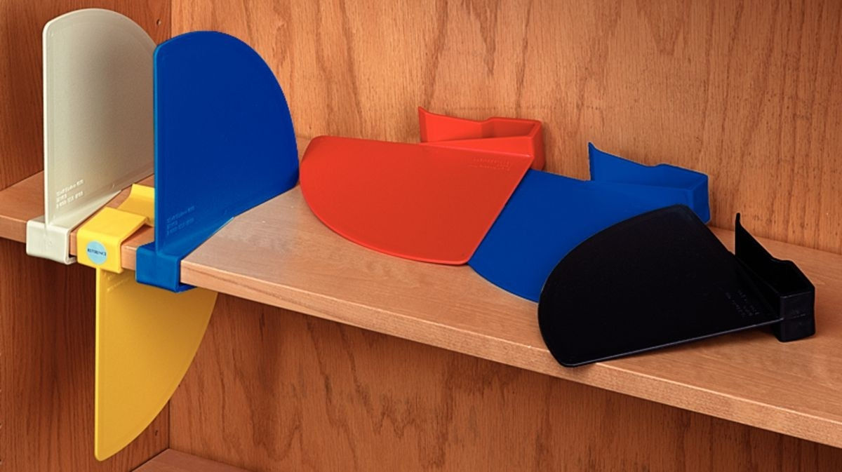 Popular Photo of Library Shelf Dividers