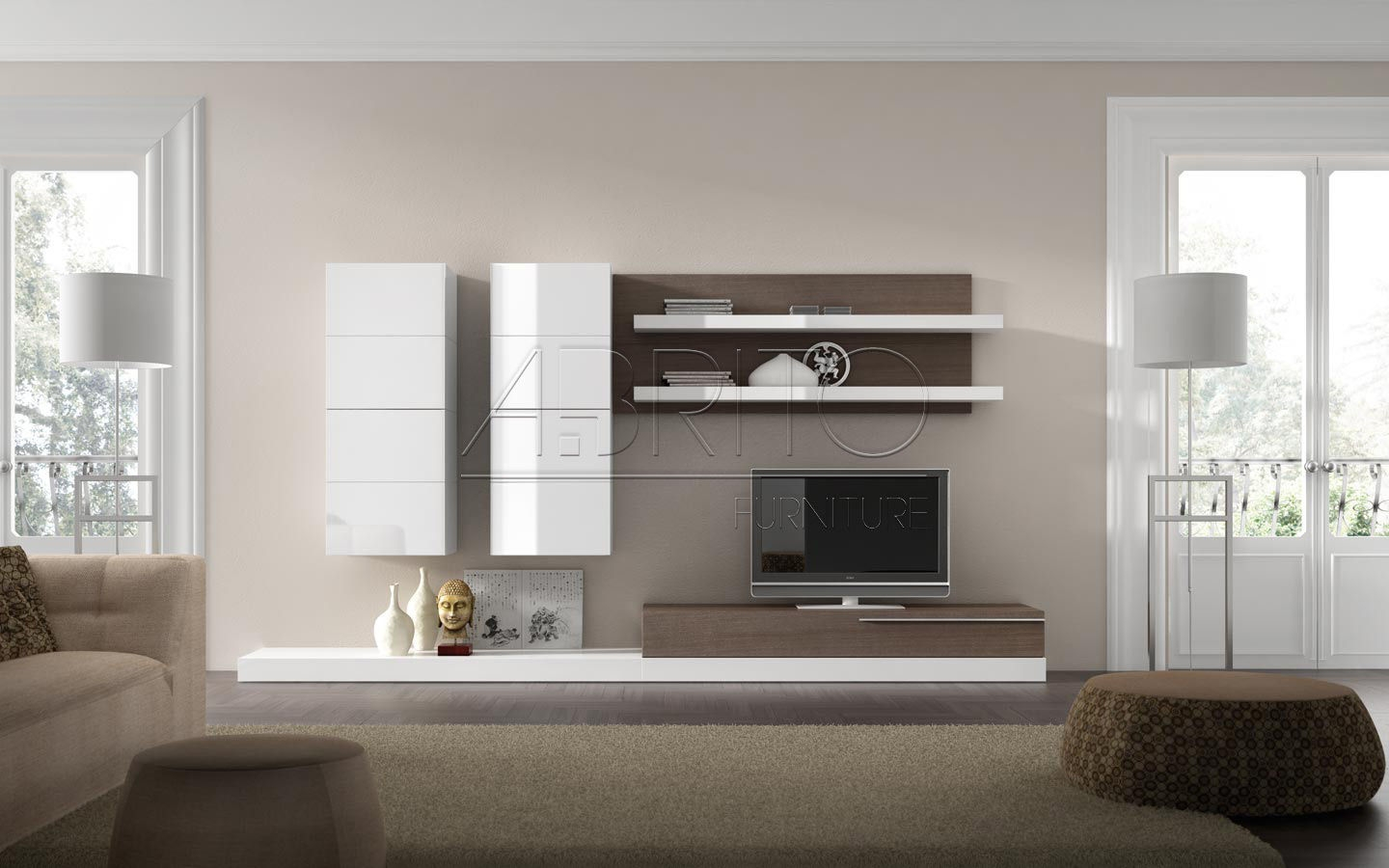 Designers Small Wall Units Cutare Google Polite De Carti With Regard To Tv Wall Units (#5 of 15)