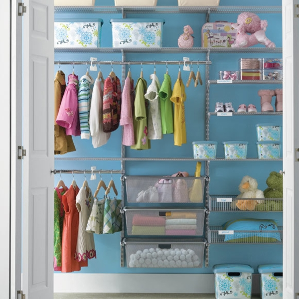 Different Features For Easy Storing Ba Clothes In Wardrobe For Baby Clothes (#6 of 15)