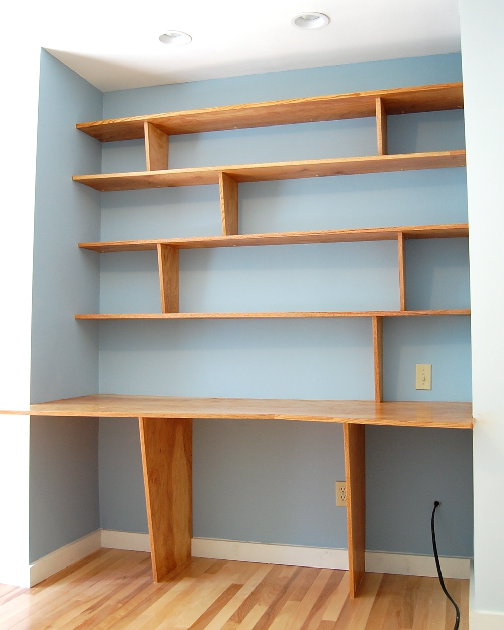 Popular Photo of Study Shelving