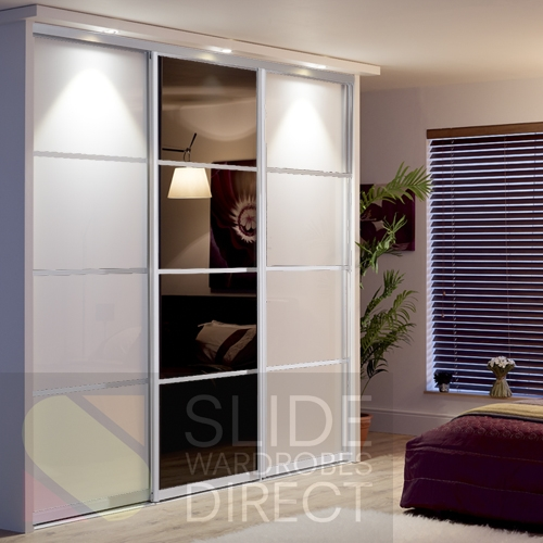 How To Make Built In Wardrobes With Sliding Doors: 15 Inspirations Of Sliding Door Wardrobes