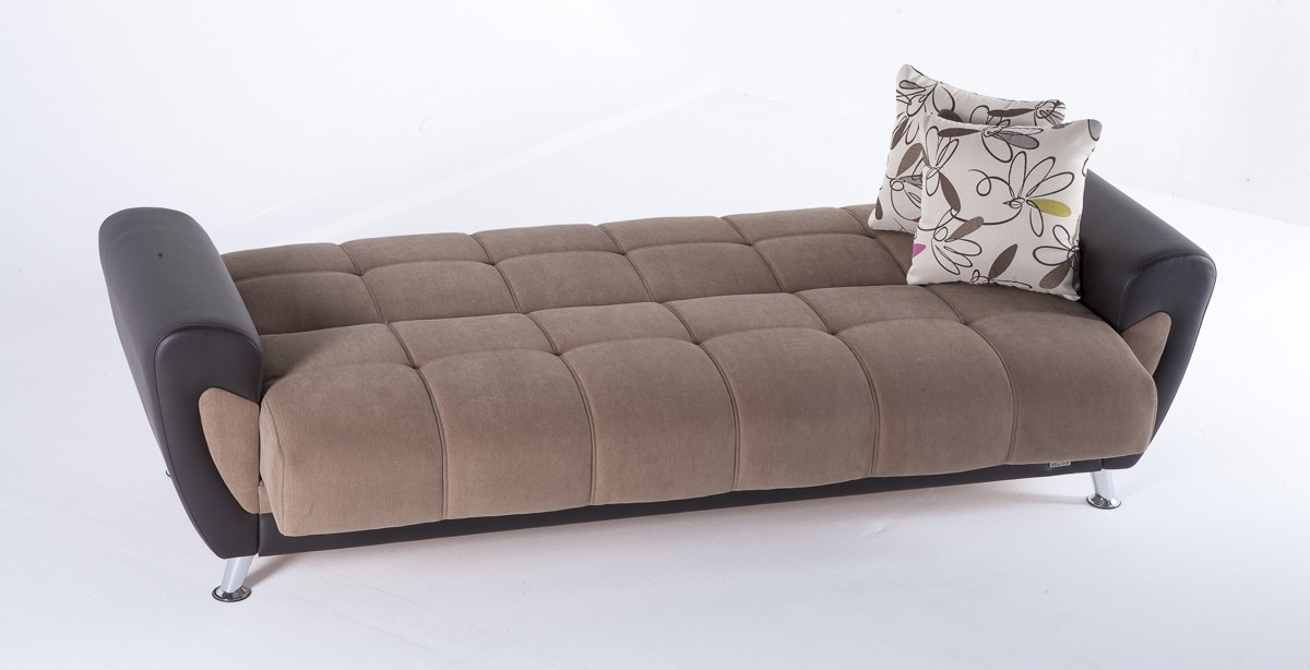 Duru Sofa Bed Set Intended For Sofa Beds With Storages (#3 of 15)