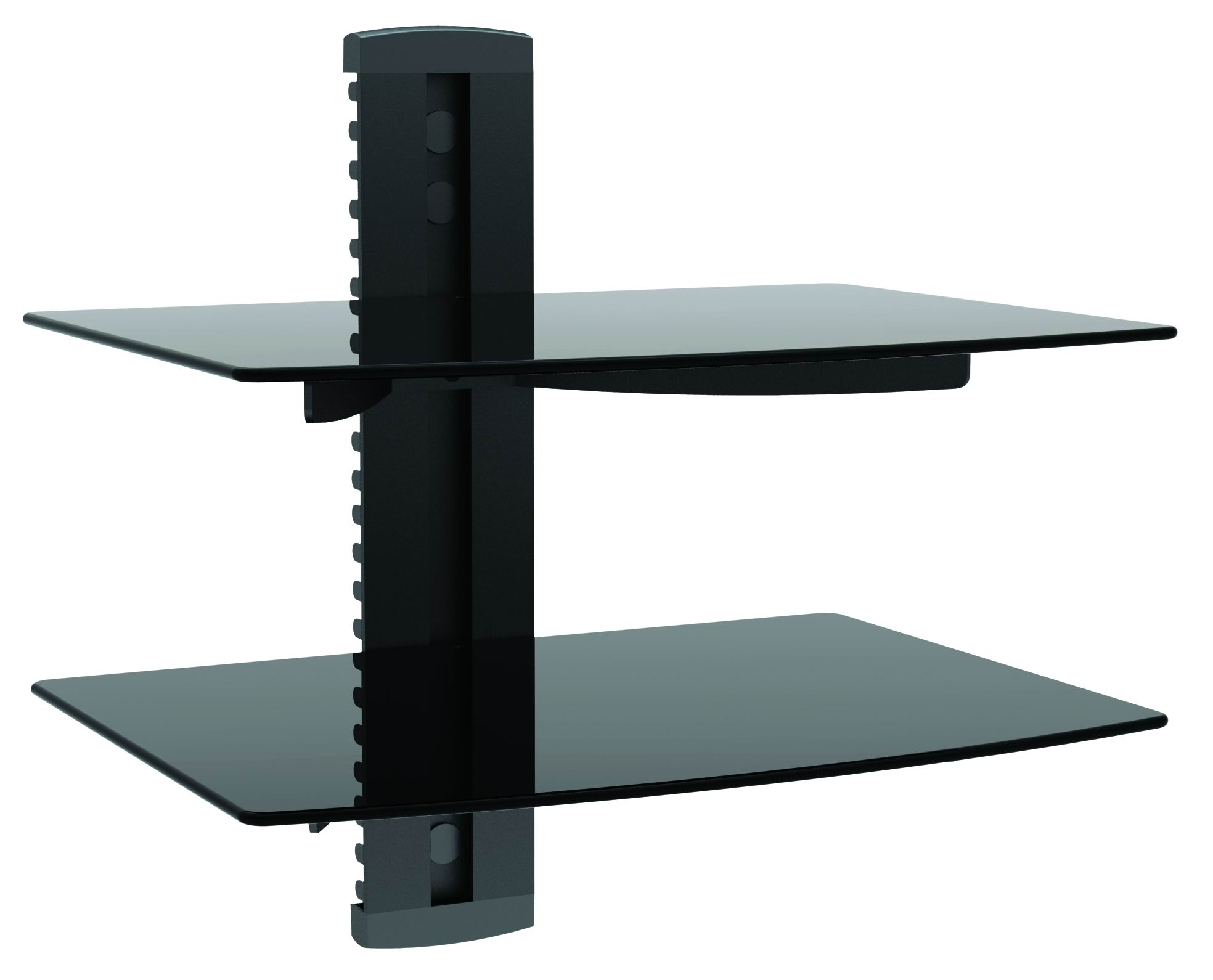 Popular Photo of Glass Shelf For Dvd Player