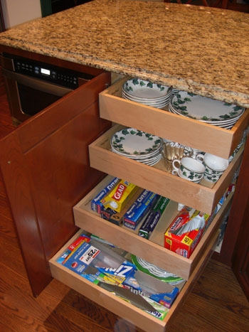 Easy Access Cabinet Drawer Ask The Builder Throughout Cupboard Drawers (#10 of 15)