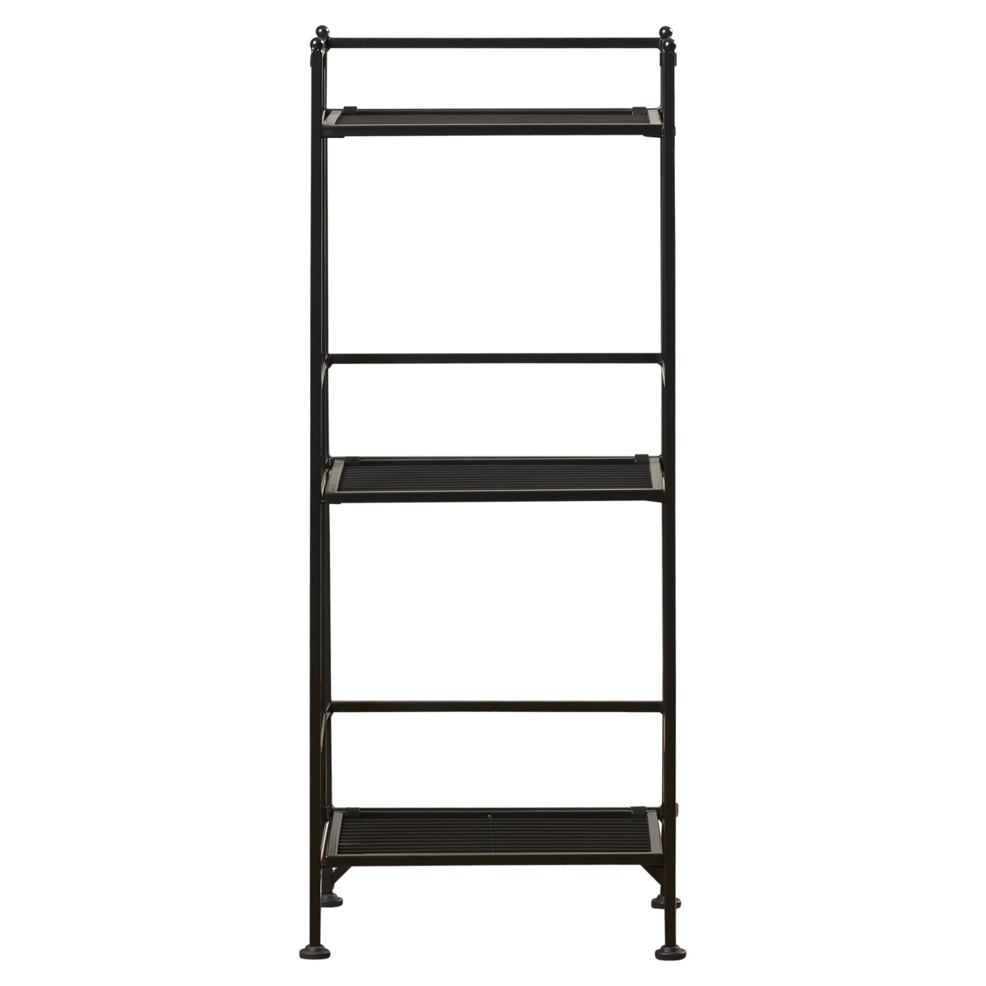 Elegant 3 Tier Folding Bookcase 79 For Your Very Tall Bookcase Within Very Tall Bookcase (#5 of 15)