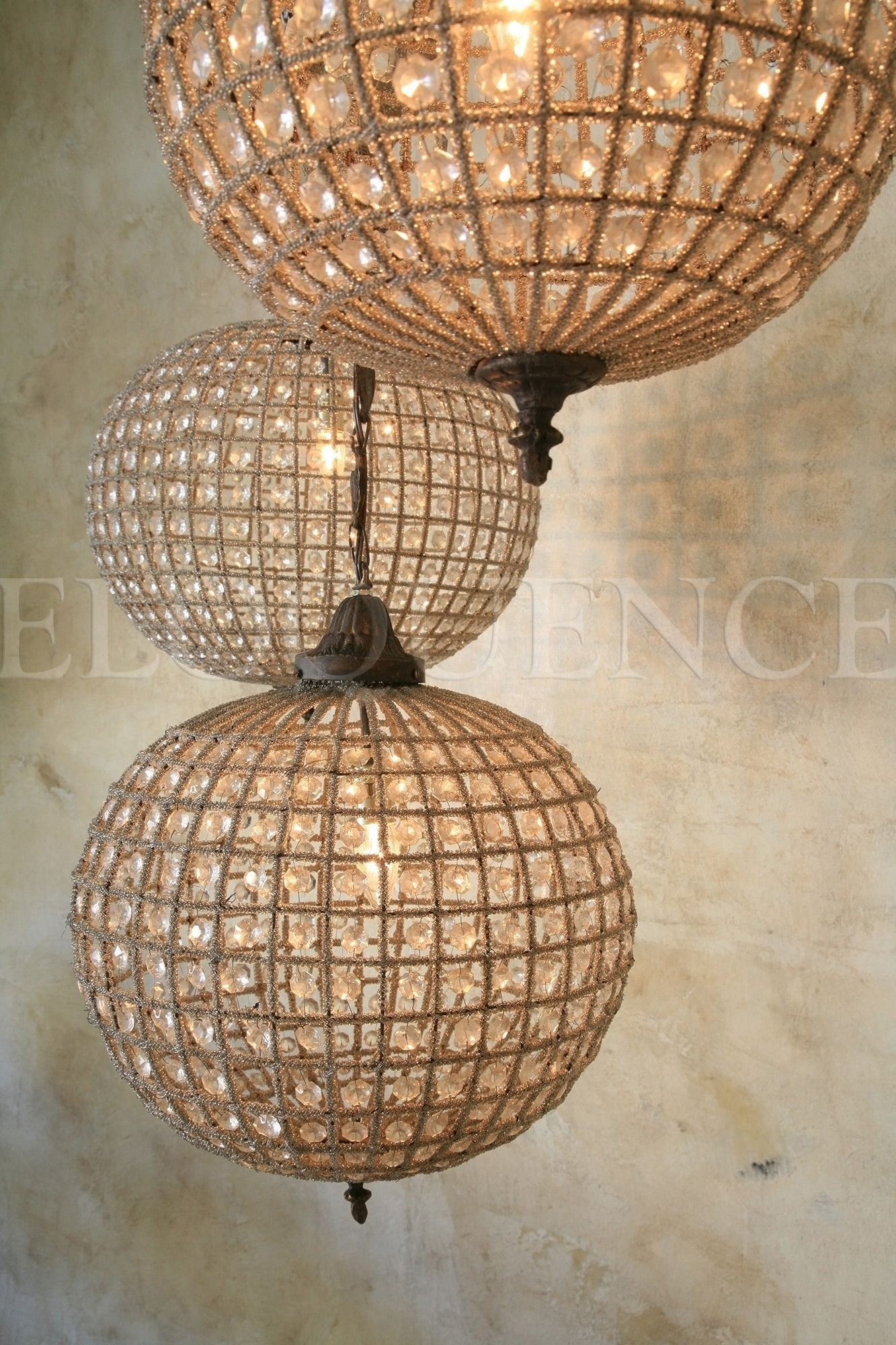 Eloquence Inc In Eloquence Globe Chandelier (#5 of 12)