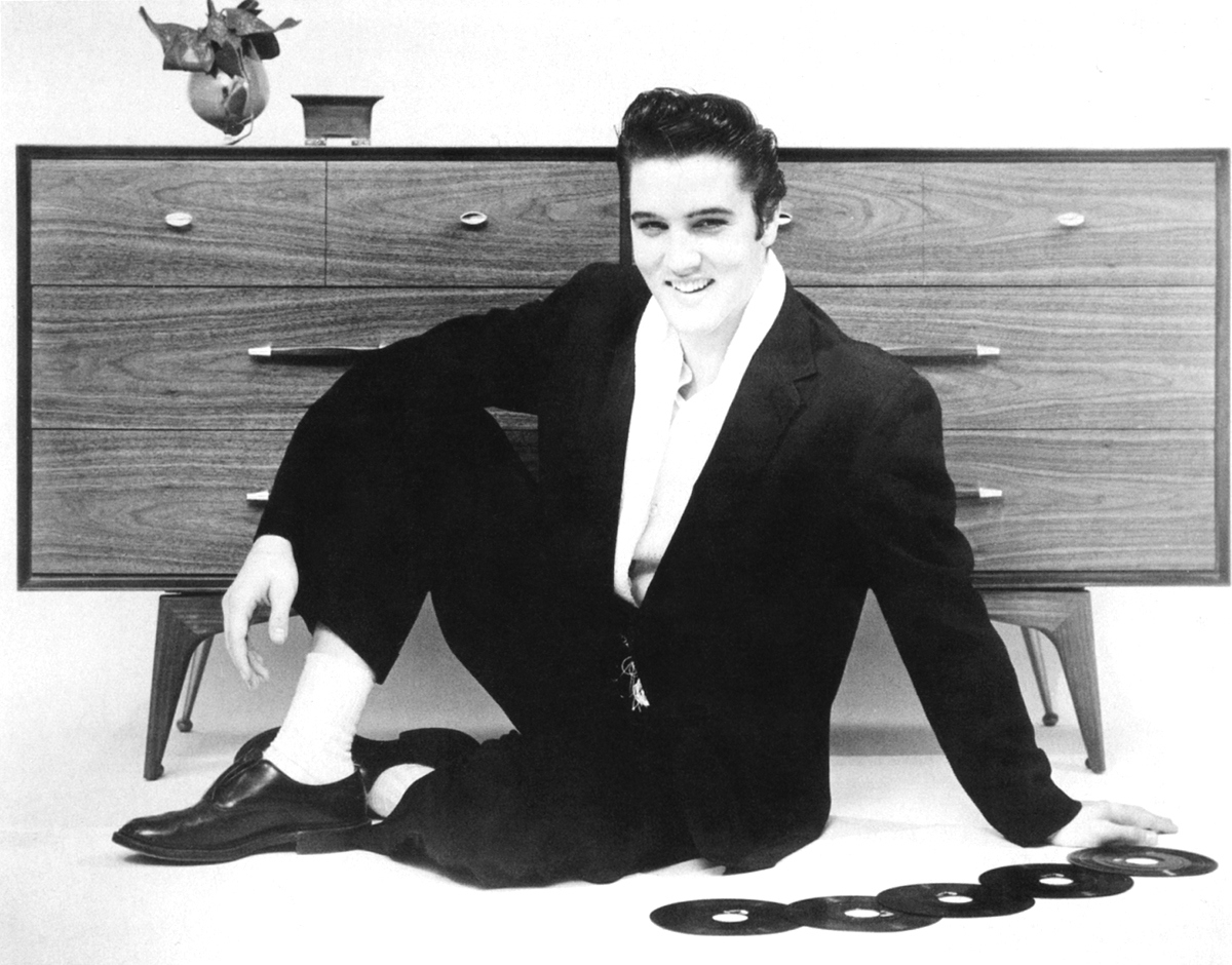 Elvis Presley And The Hungerford Furniture Company December 12 Regarding Hungerford Furniture (View 4 of 15)