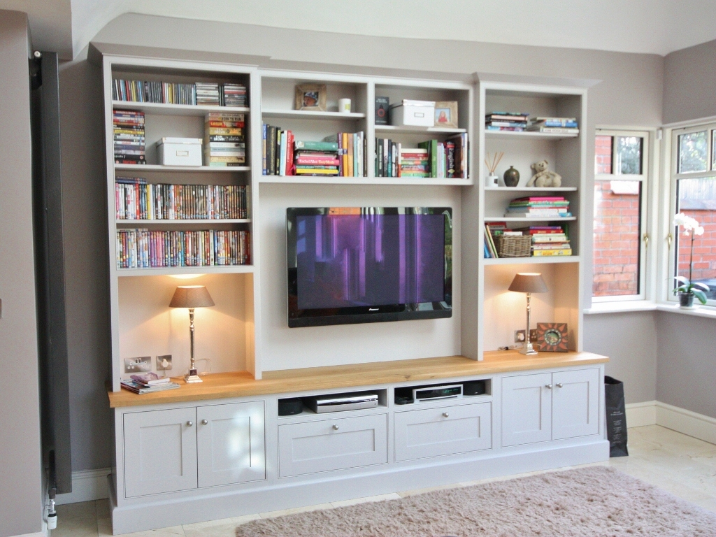 Enigma Design Bespoke Cabinetry Custom Made Bespoke Cabinetry In Bespoke Tv Units (#9 of 15)
