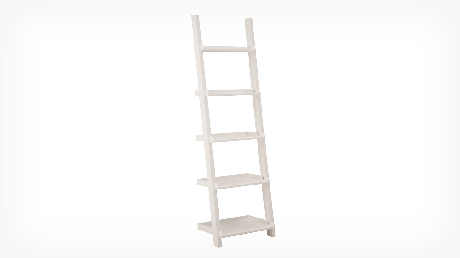 Eq3 Asterix Ladder Shelf With Regard To White Ladder Shelf (View 2 of 15)