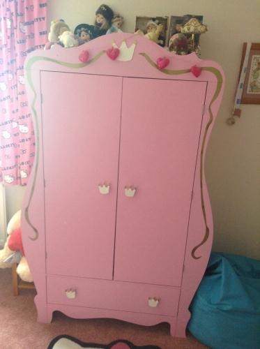 Extraordinary Childrens Pink Wardrobe Cool Home Interior Design Pertaining To Childrens Pink Wardrobes (View 3 of 15)