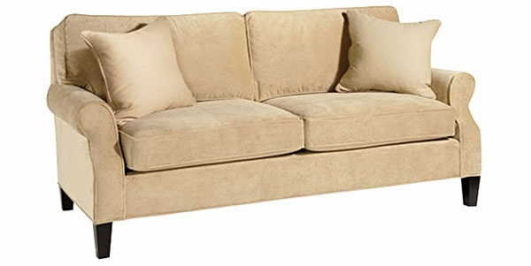 Fabric Sleeper Sofa Beds With Memory Foam Mattress Club Furniture Intended For Full Size Sofa Sleepers (#6 of 15)