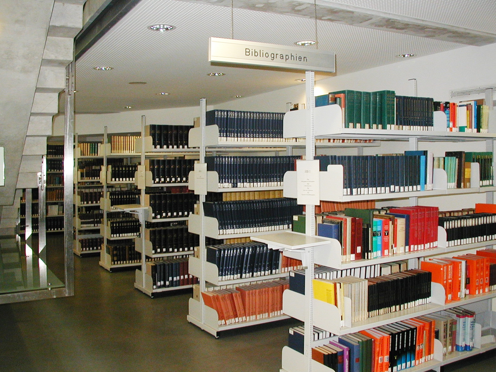 Filelibrary Shelves Bibliographies Graz Wikimedia Commons Throughout Library Shelfs (View 14 of 15)
