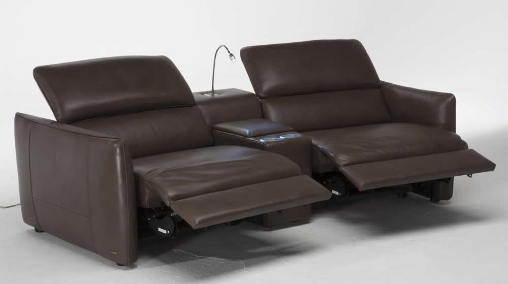 Find The Best Recliner Sofas In San Francisco At Mscape Mscape For Modern Reclining Leather Sofas (#6 of 15)