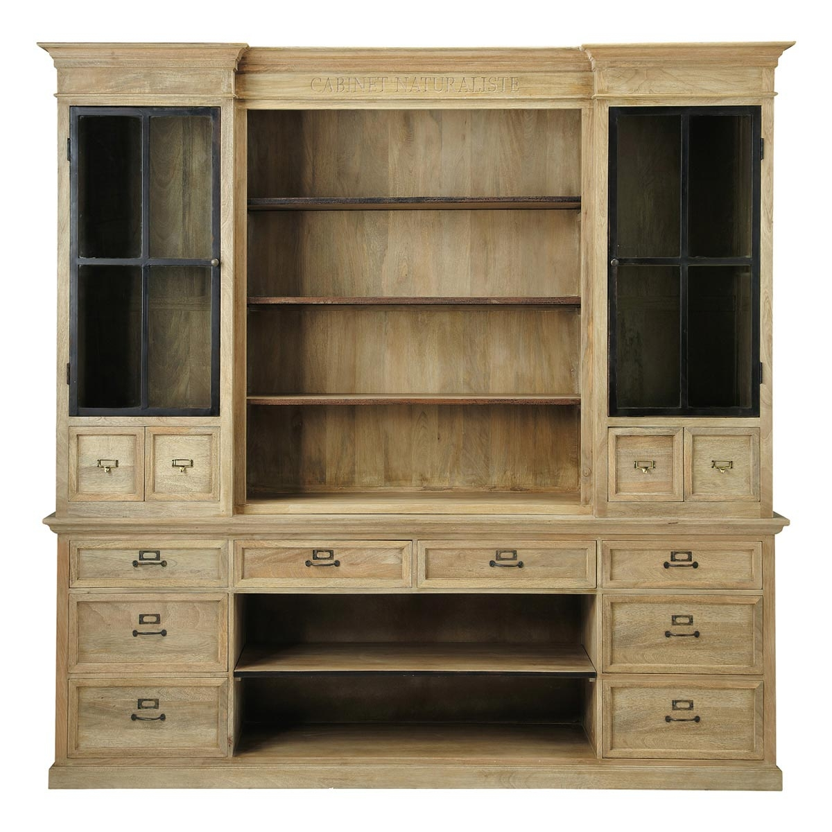 Find Wood Bookcases For Your Precious Collection Of Books Throughout Wooden Bookcases (#4 of 15)
