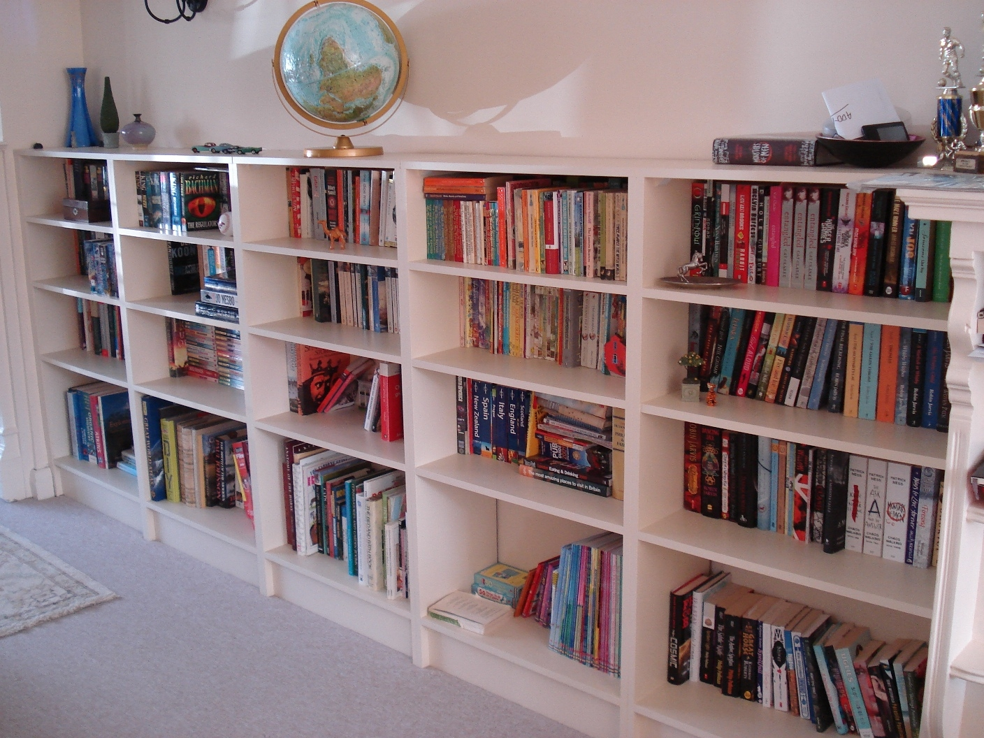 bookshelves in living room 15 inspirations of wall bookcases 14470