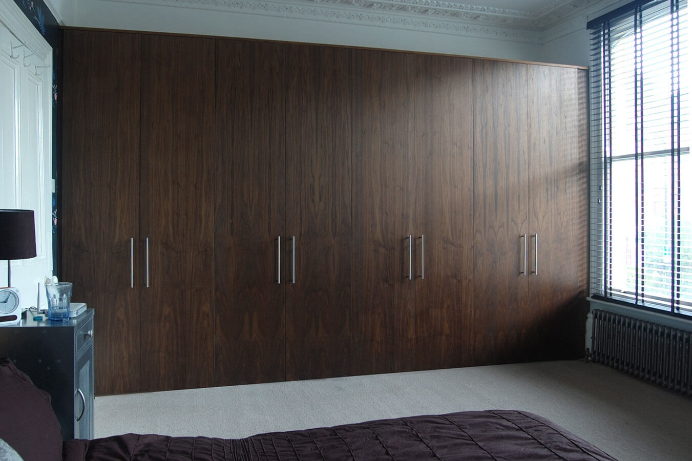 Fitted Bedrooms Wardrobes Beds And Chests Of Drawers For Wall Wardrobes (View 4 of 15)