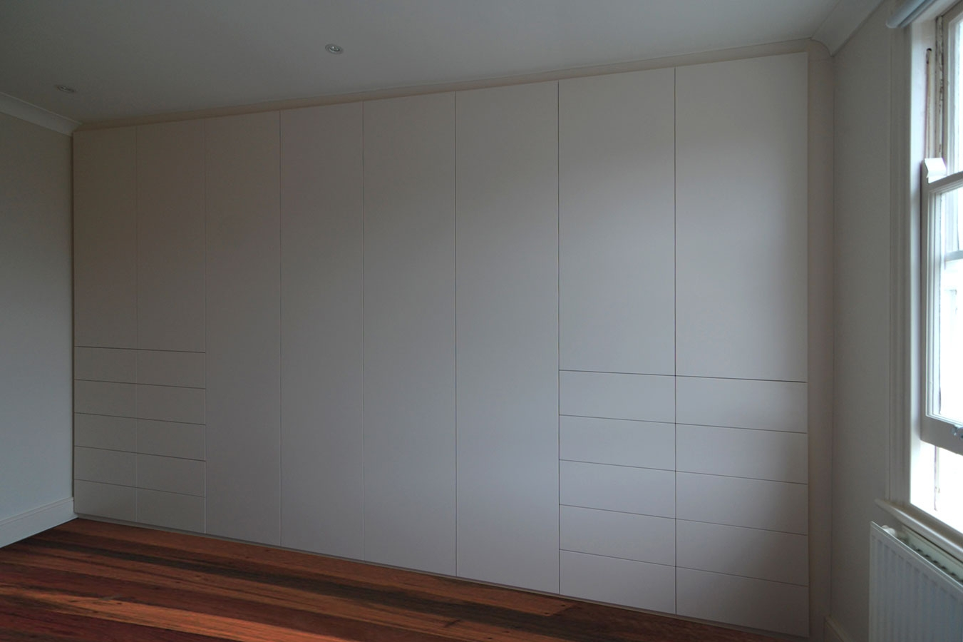 Fitted Bedrooms Wardrobes Beds And Chests Of Drawers Regarding Wall Wardrobes (View 5 of 15)
