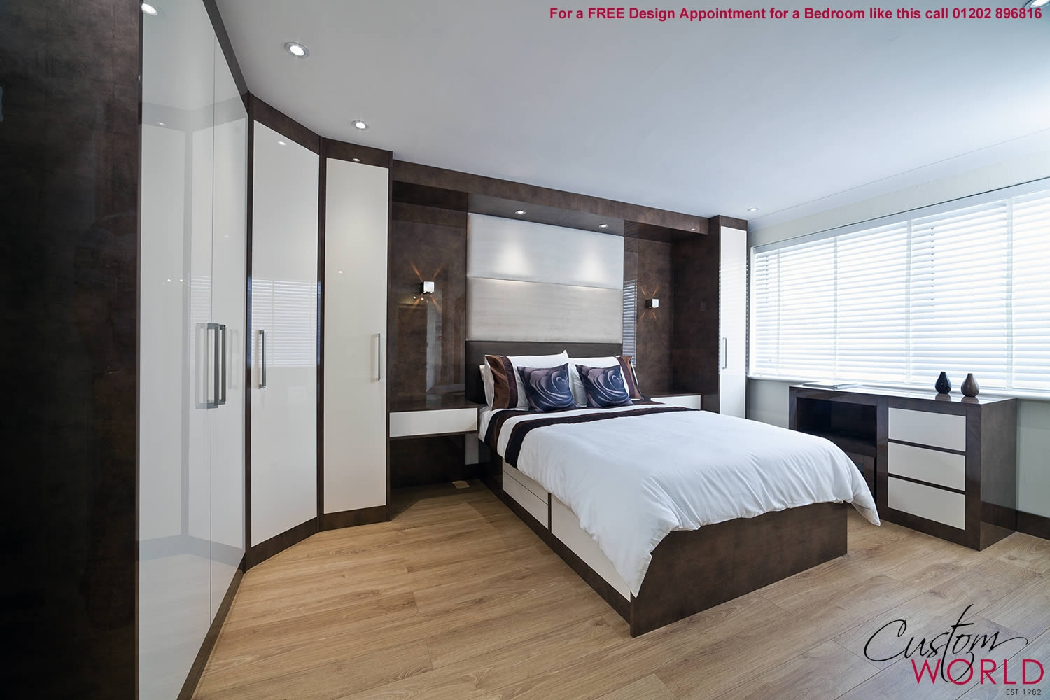 Fitted Furniture Blandford Forum Dorset Sliding Door Wardrobes Pertaining To Bespoke Built In Furniture (View 13 of 15)