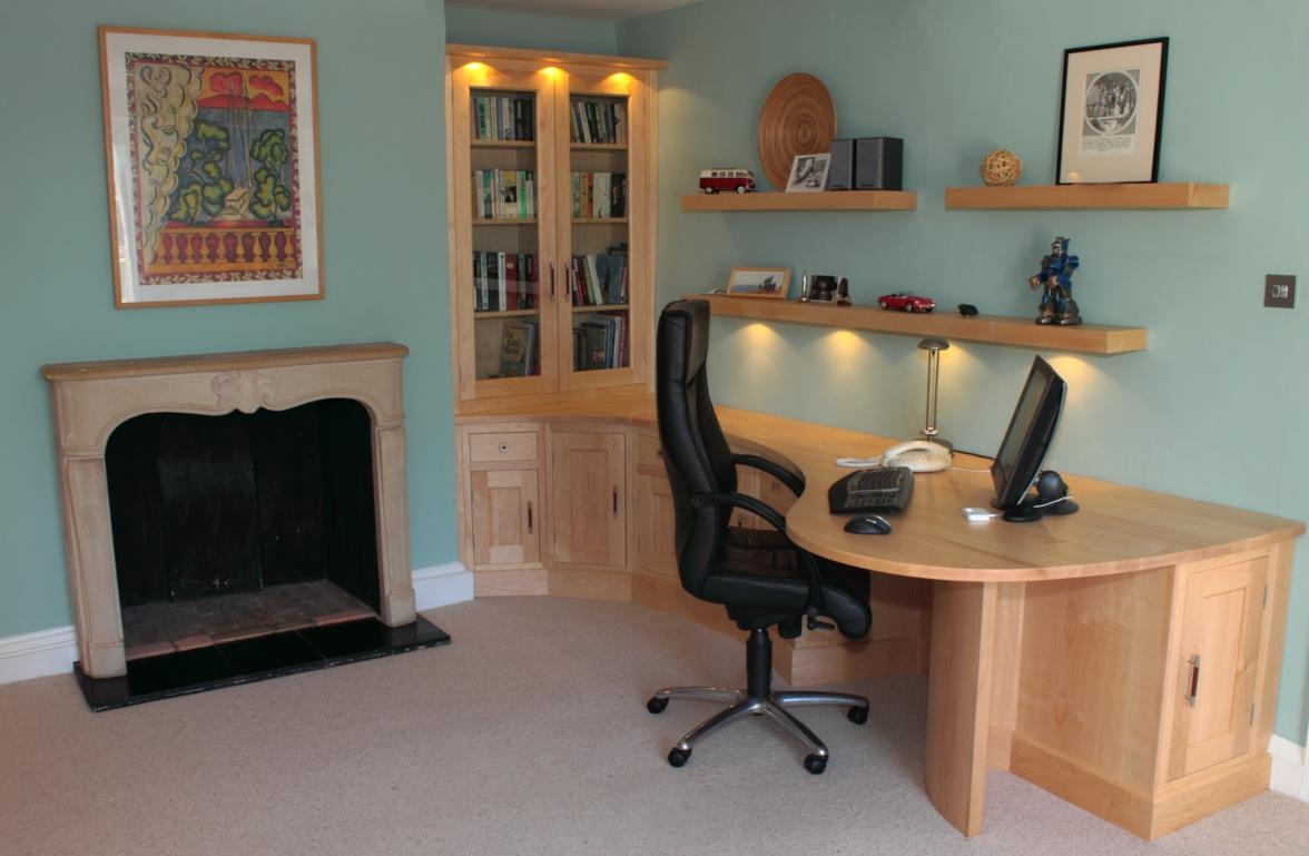 Bespoke Fitted Home Office | Empatika built in solutions