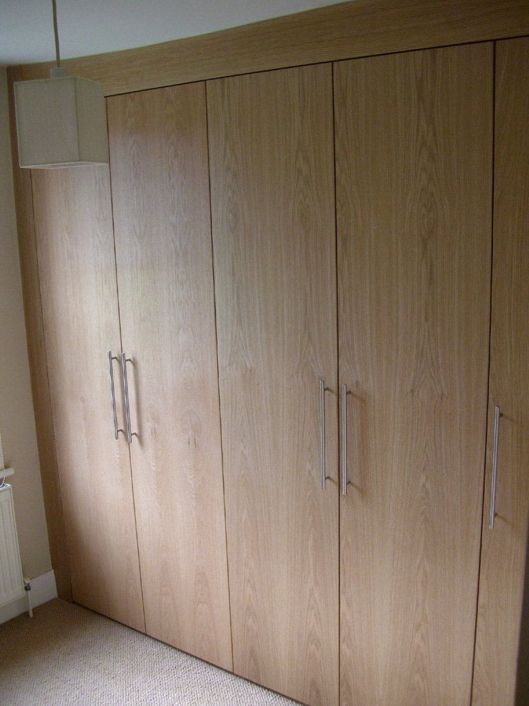 Fitted Wardrobes Brighouse Lightfoot Joinery For Wall Wardrobes (View 7 of 15)