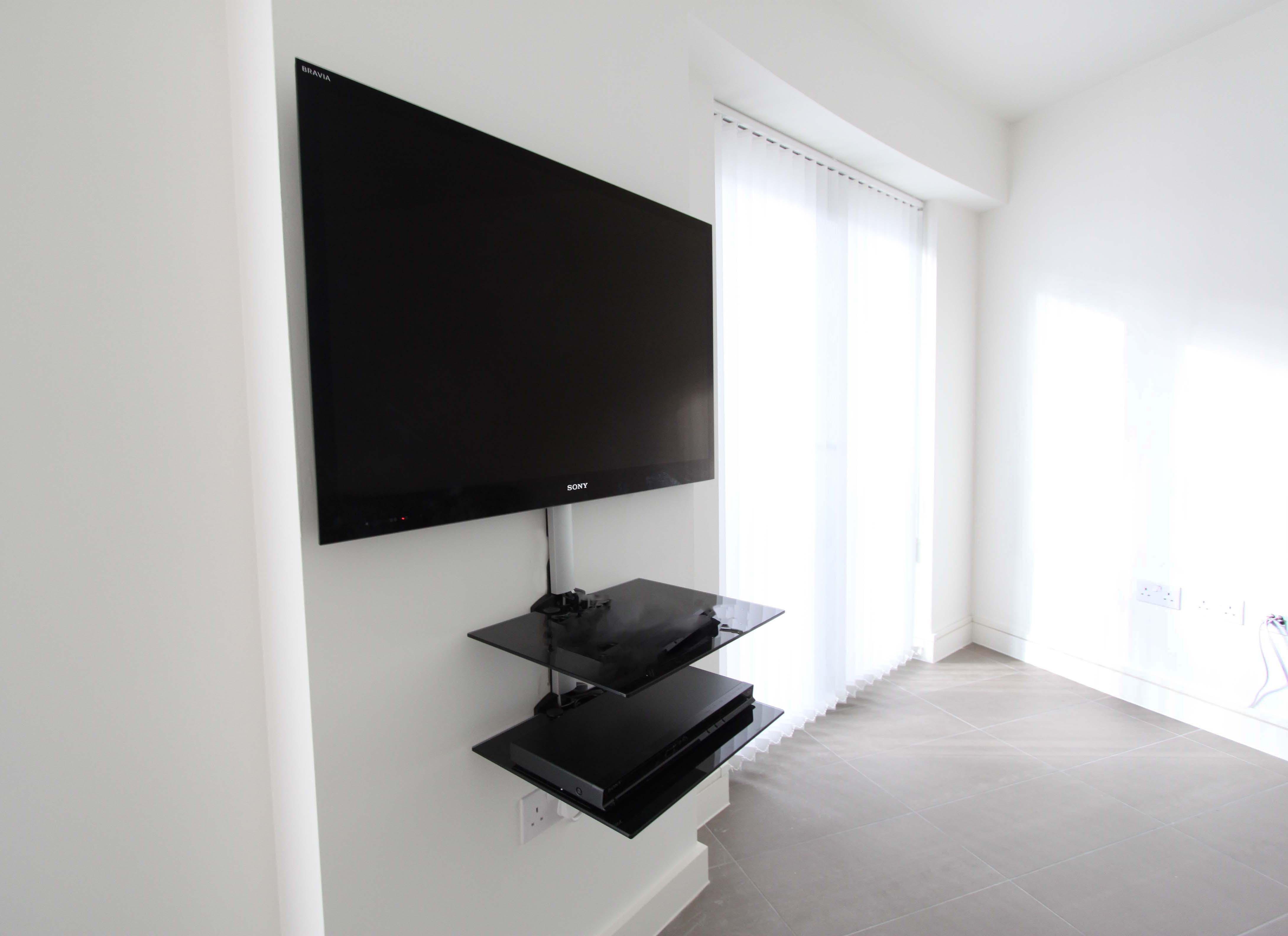 Popular Photo of Shelves On Plasterboard Walls
