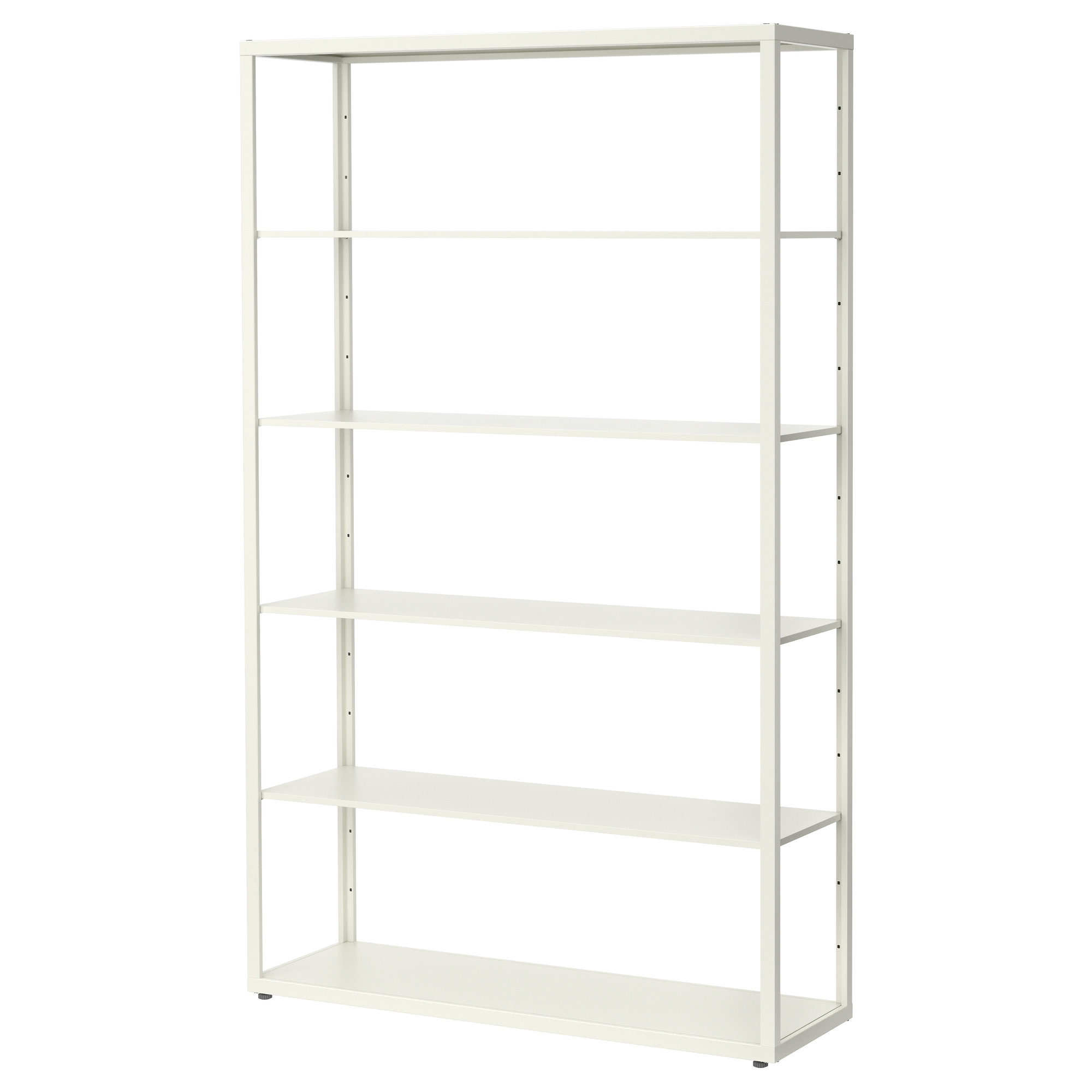 Popular Photo of White Shelving Units
