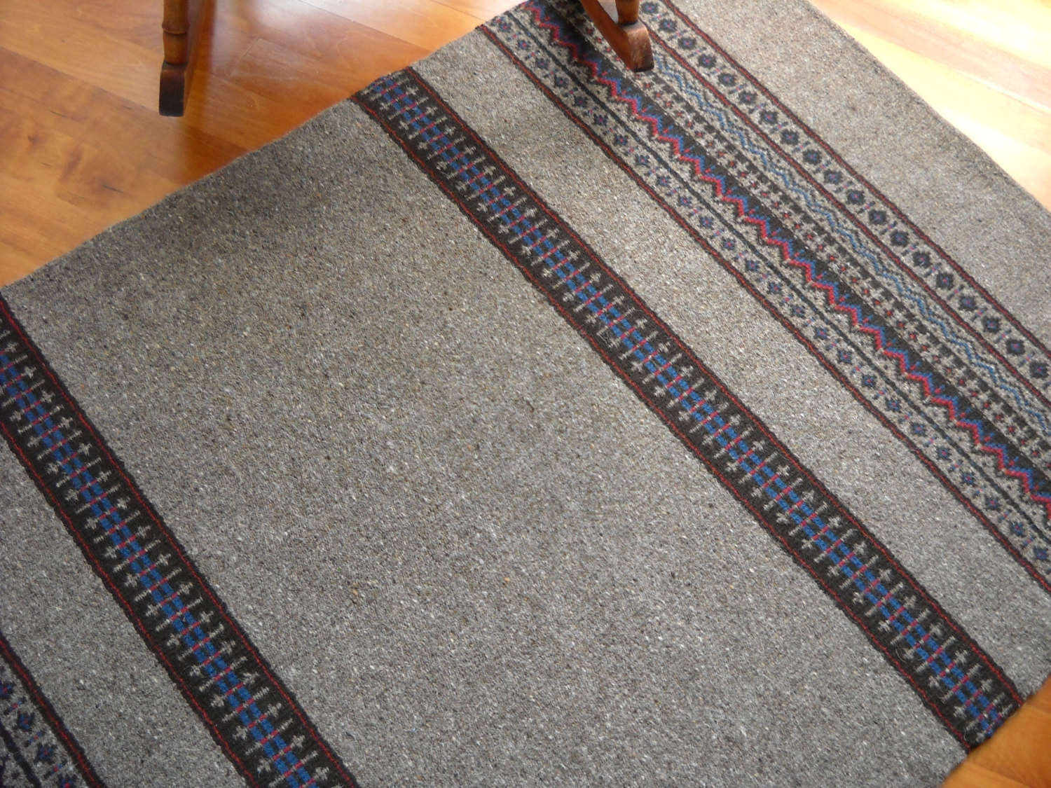 Flat Weave Cotton Area Rugs Home Decors Collection Pertaining To Wool