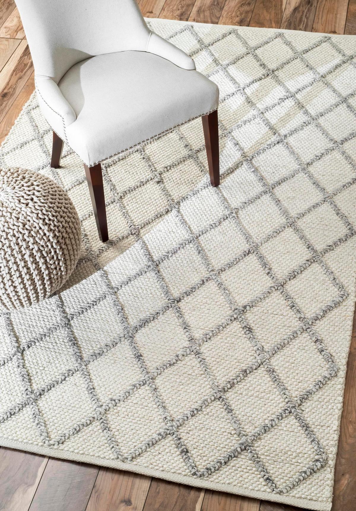 15 Best Ideas Of Flat Weave Wool Area Rugs