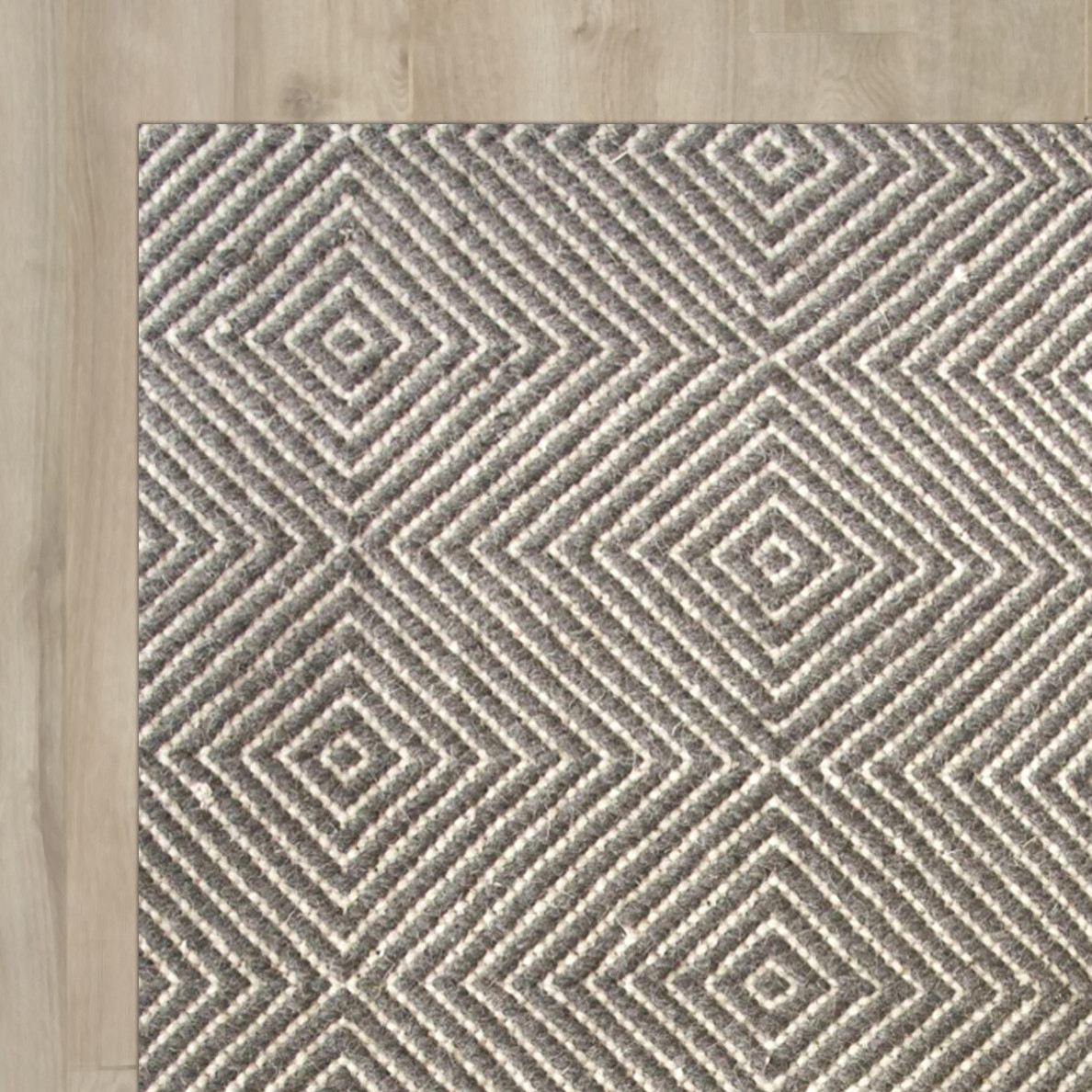 Flat Woven Wool Rugs Roselawnlutheran In Flat Weave Wool Area Rugs (#5 of 15)