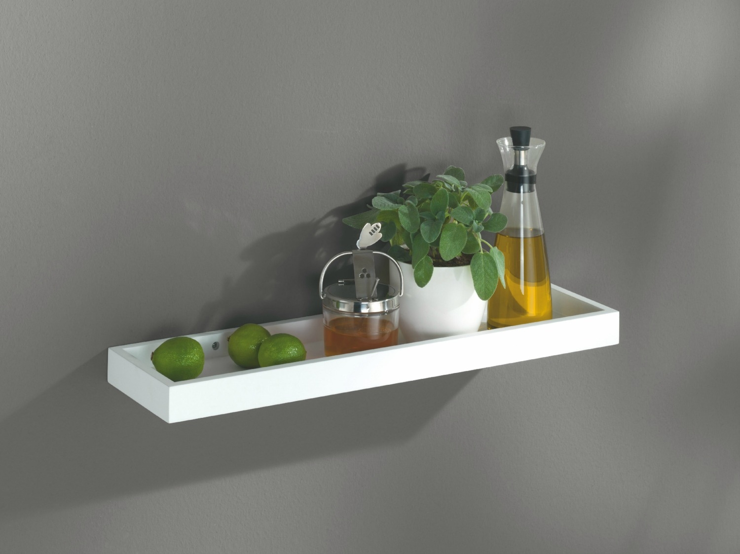 Floating Shelves Floating Wall Shelves In Great Variety Of Sizes Throughout Floating Wall Shelves (#4 of 12)