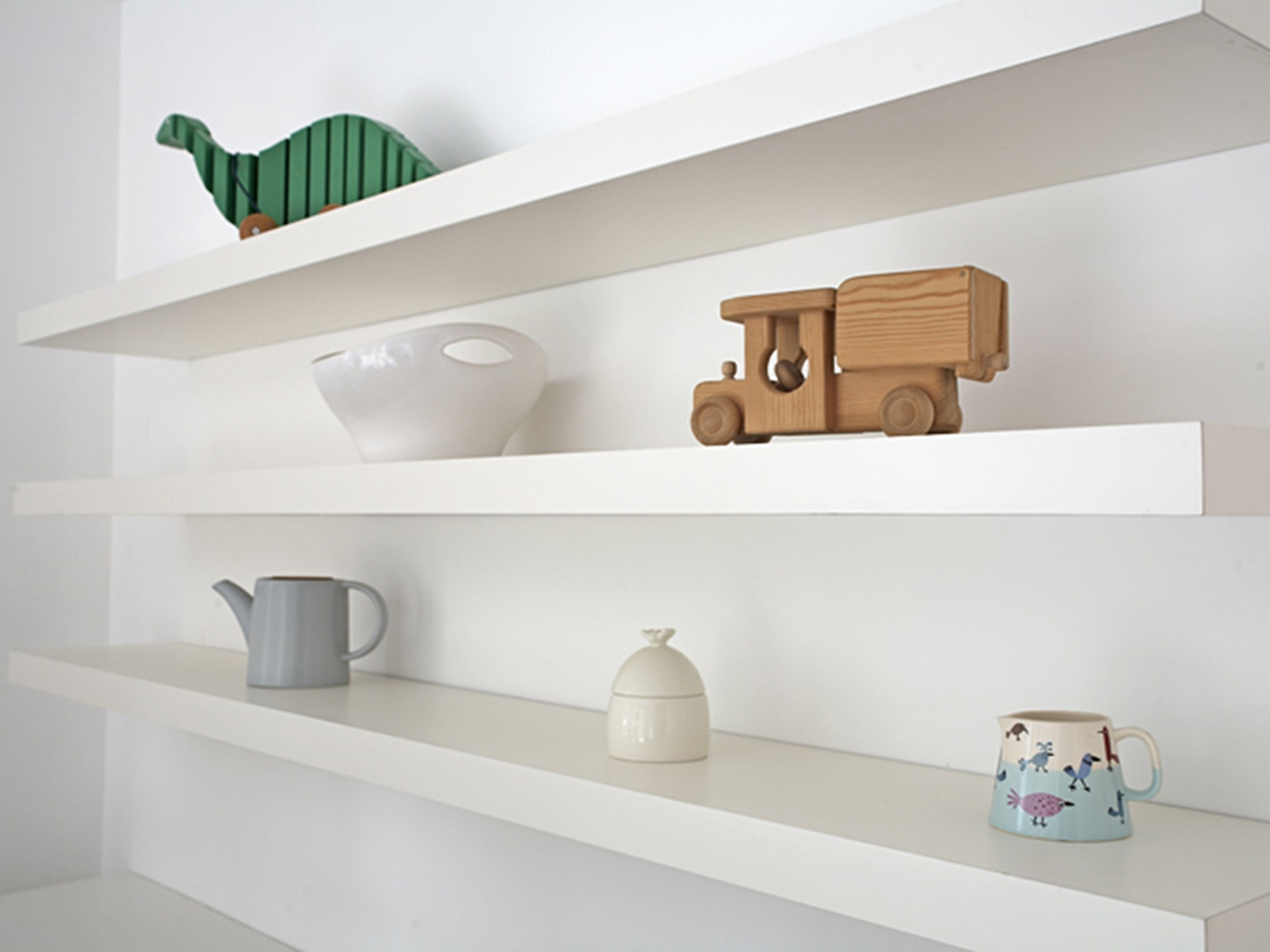 Popular Photo of Floating Shelves