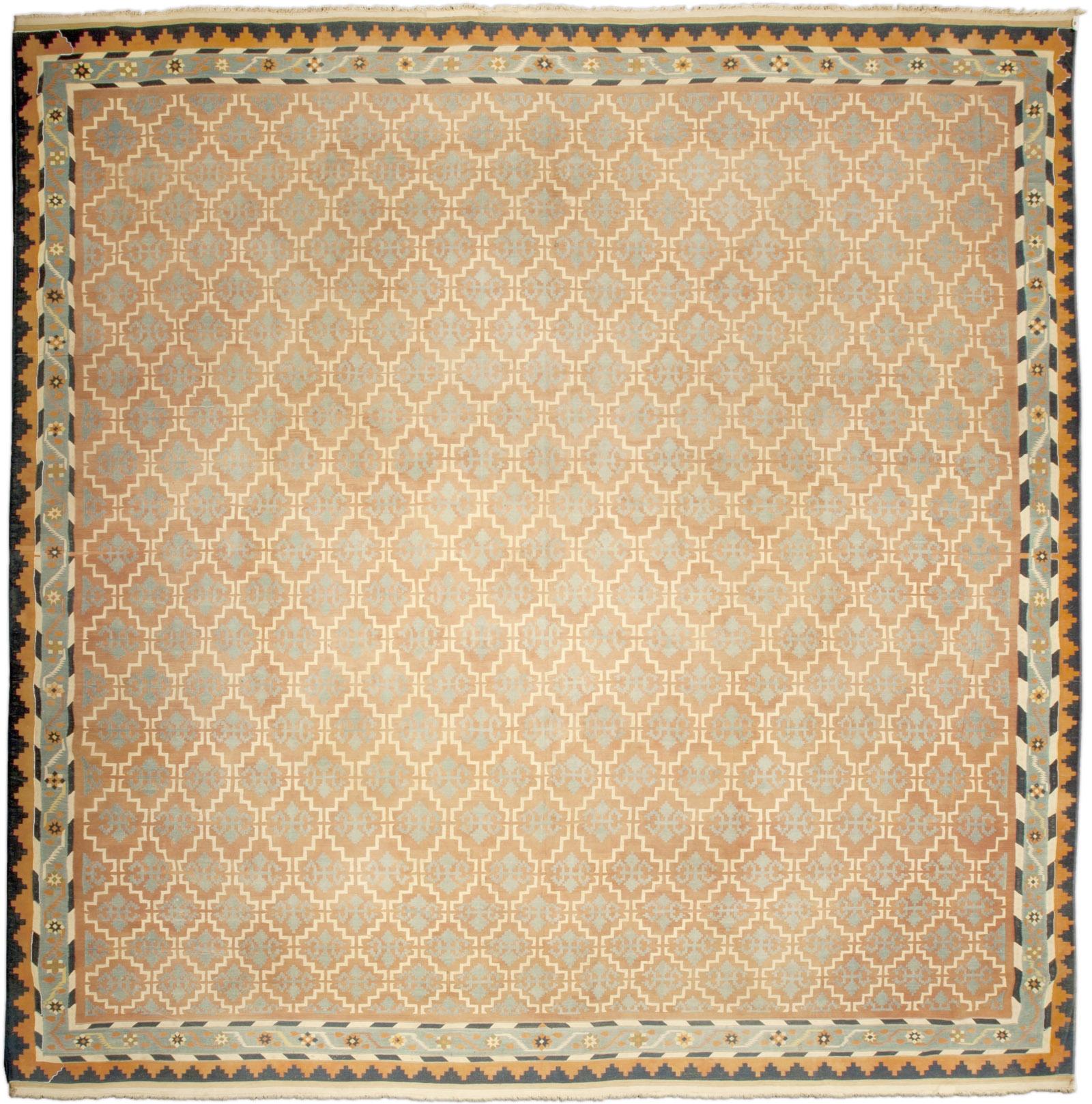 Floor Wool Flat Weave Area Rugs Dhurrie Rugs Flat Weave Wool In Wool Flat Weave Area Rugs (#8 of 15)