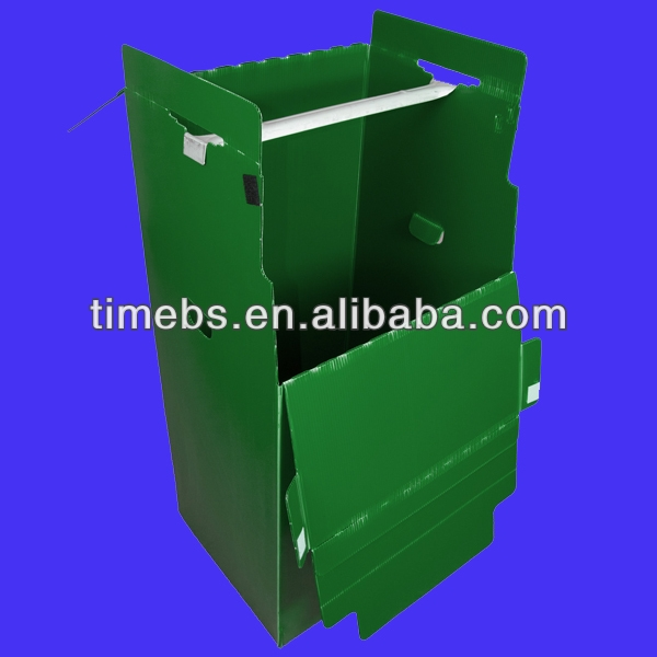Folding Corrugated Plastic Wardrobes Box Buy Folding Corrugated With Regard To Plastic Wardrobe Box (#4 of 14)