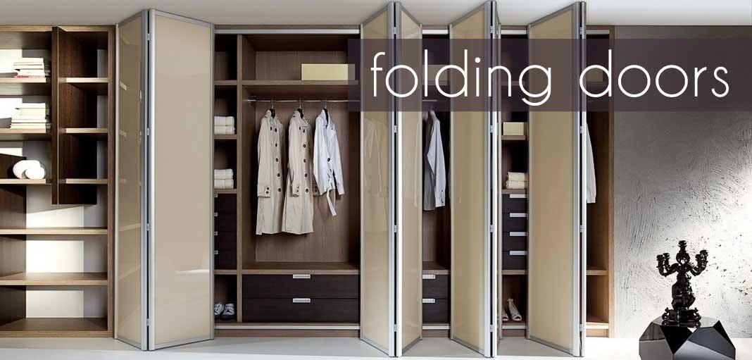 Folding Doors Fusion Robes Ltd Amazing Sliding Wardrobes Belfast With Folding Door Wardrobes (View 3 of 15)