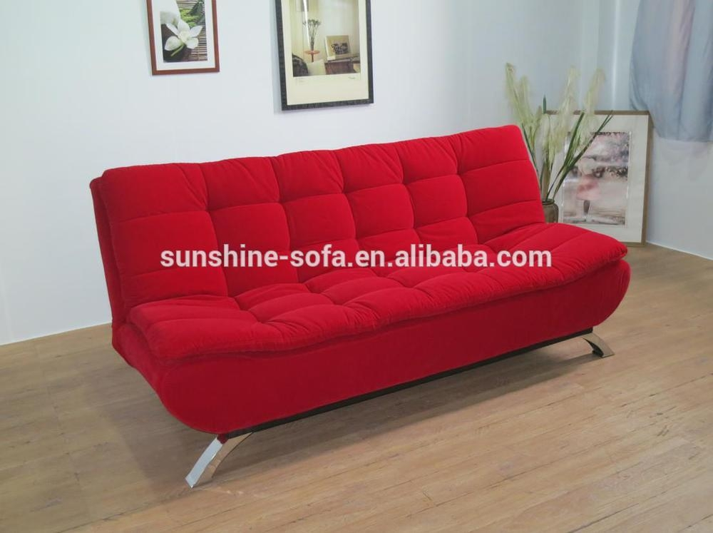 Folding Fold Down Sofa Bed With Cushion Sofa Set Furniture Design Within Cushion Sofa Beds (#9 of 15)