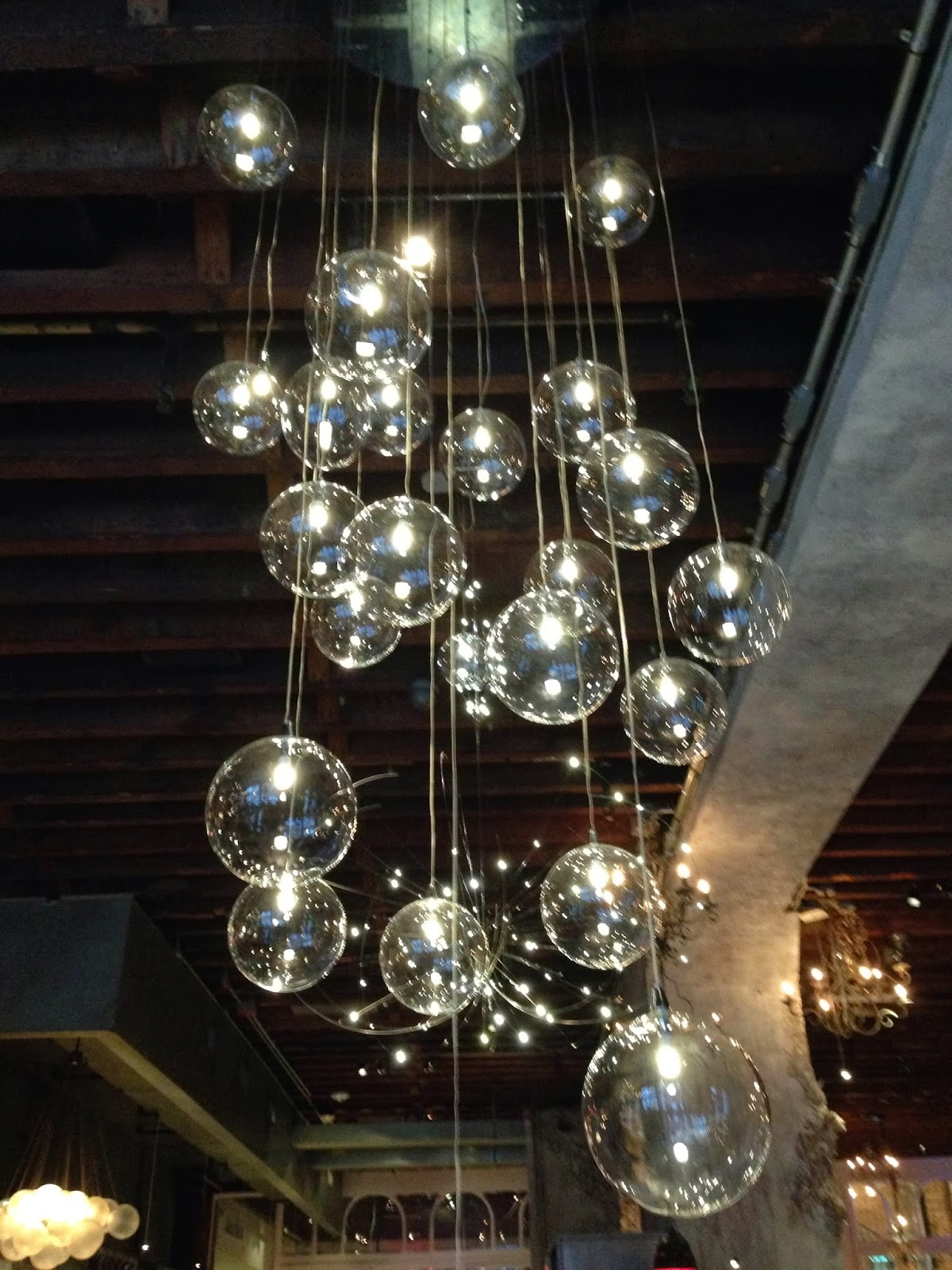 Food Happy Dance Abc Cocina For Funky Chandeliers (#8 of 12)