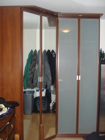 Free Ikea 2 Piece Corner Closetwardrobe English Forum Switzerland In Corner Wardrobe Closet IKEA (#7 of 15)